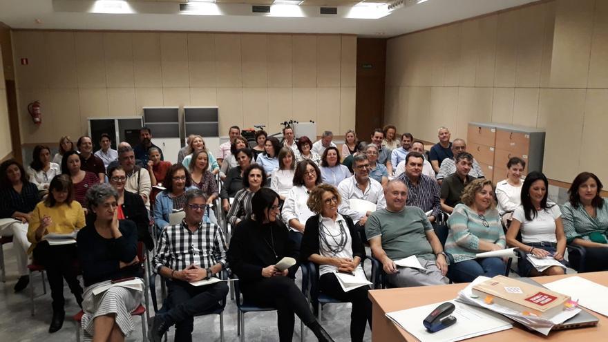 Candidatos a plazas en el Servicio Murciano de Salud