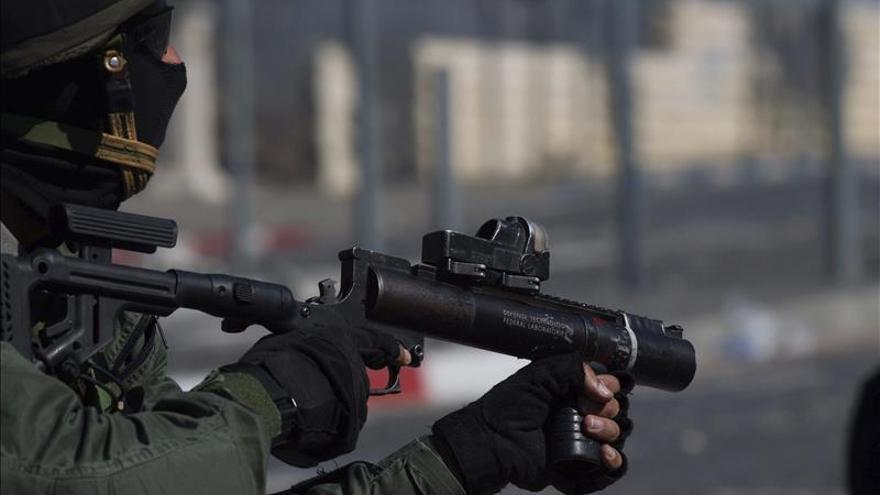 La policía refuerza efectivos en el norte tras la muerte de un palestino-israelí