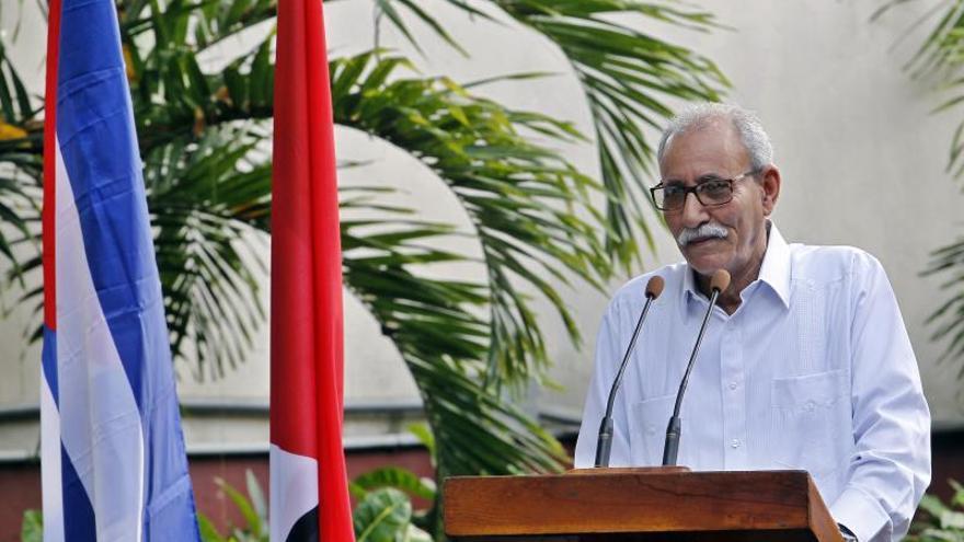 Brahim Ghali designa un nuevo gobierno saharaui