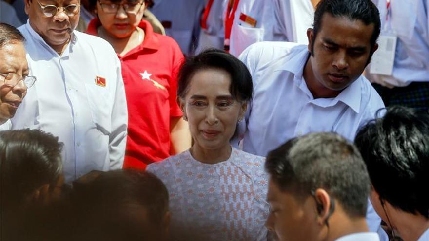 La oposición birmana afirma que puede haber ganado mas del 70 % de los votos