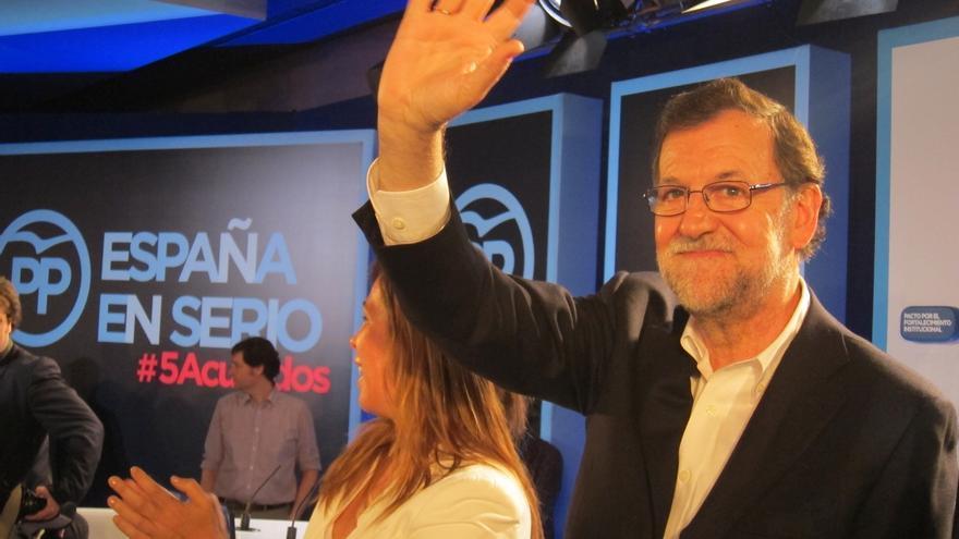 """Rajoy ofrece al PSOE una gran coalición liderada por él: """"Lo único que es viable hoy"""""""