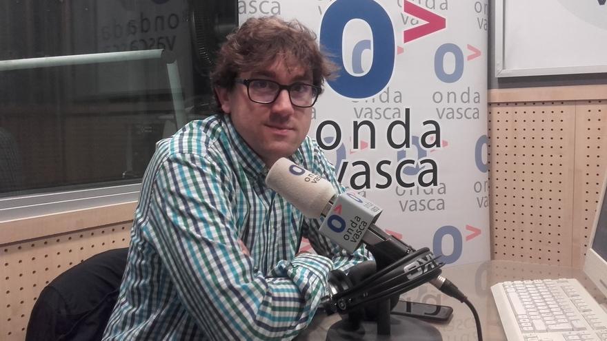 El parlamentario vasco Eneko Andueza opta a liderar al PSE-EE de Guipúzcoa