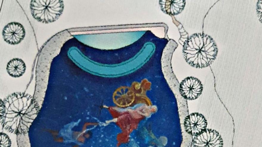 Diseño de Luis Morera para el Mirador del Universo.
