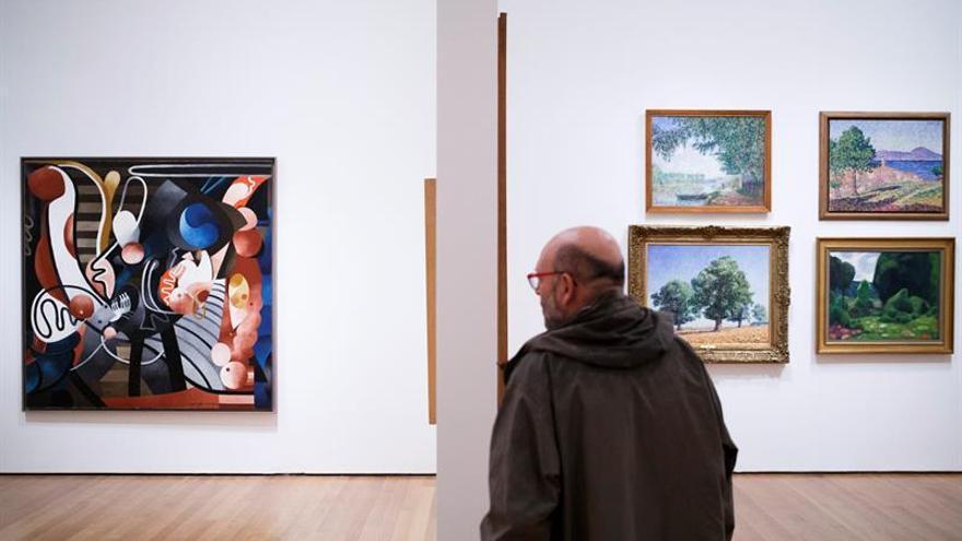 El MoMA recopila la obra de Francis Picabia, el artista que huyó de etiquetas