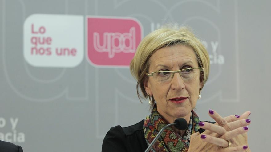 """UPyD censura que el Gobierno dé """"una válvula de escape"""" a Mas sugiriendo que entes privados organicen el 9N"""