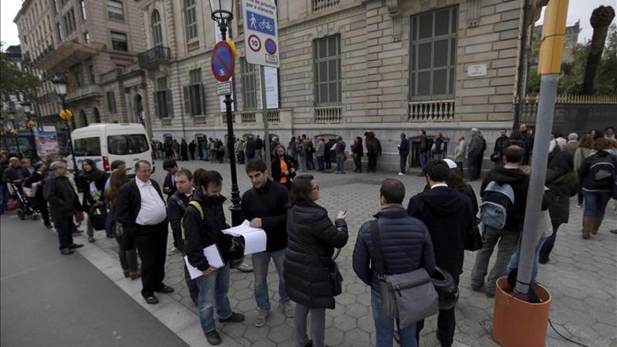 La Fiscalía Superior de Cataluña ultima una querella por supuestos delitos en el 9N