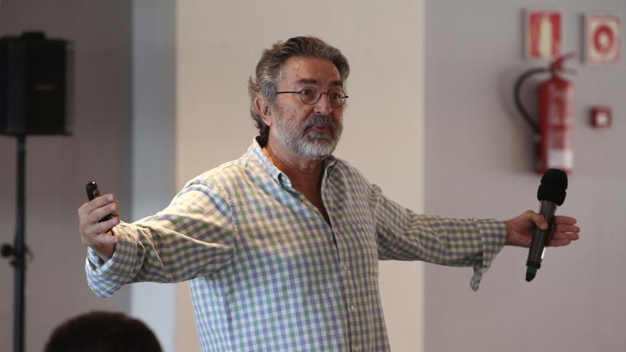 Antonio Rubio. (ALEJANDRO RAMOS)