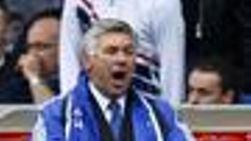 """Ancelotti: """"Agüero y Forlán pueden cambiar el partido"""""""