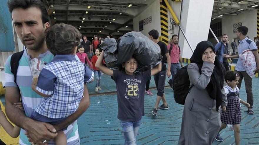 La Eurocámara da luz verde a las primeras ayudas para el reparto de refugiados