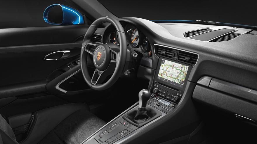 Pese a ser el reino de los coches automáticos, EE.UU. se ha erigido en el salvador de los Porsche automáticos.