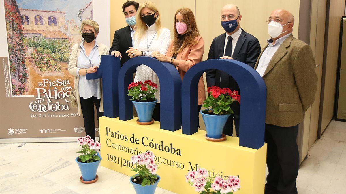 Presentación de la Fiesta de los Patios de Córdoba 2021.