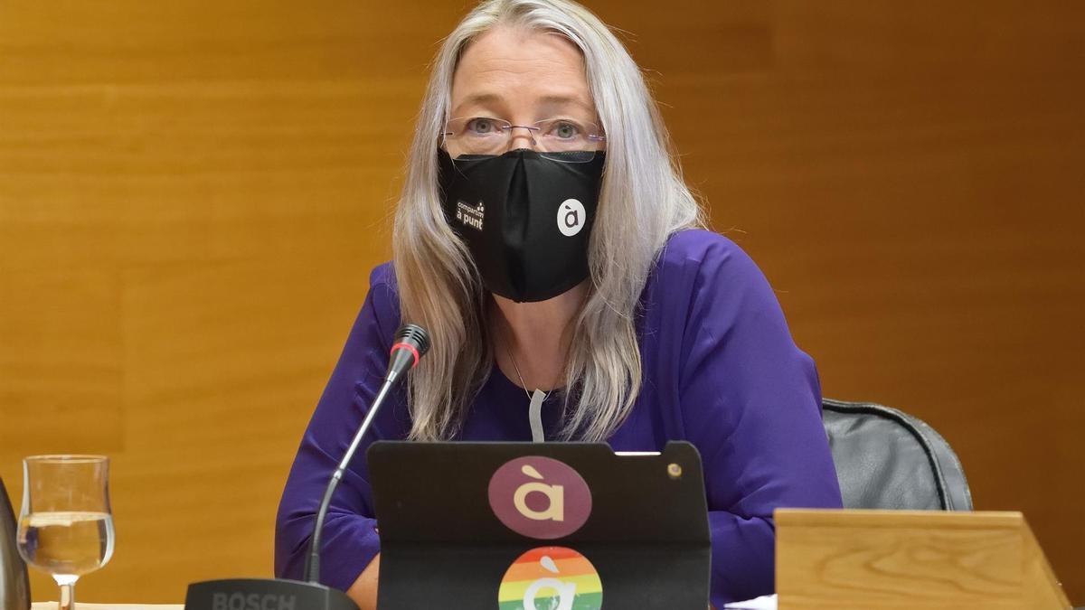 Mar Iglesias, presidenta del Consell Rector de À Punt.