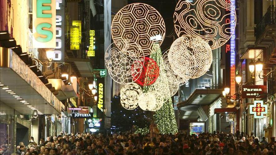 La contratación navideña aumentará un 10 % hasta 110.000 empleos, según ETT