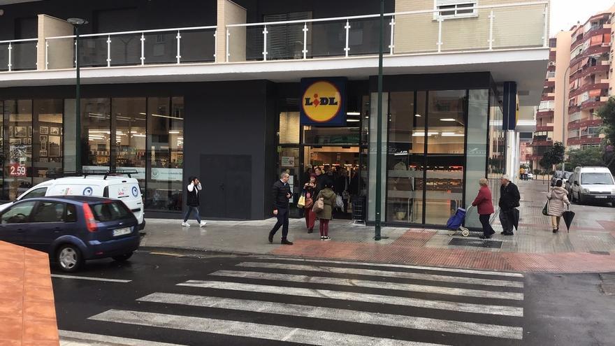 Lidl destina 2,5 millones en una nueva tienda en el distrito Cruz de Humilladero de Málaga capital