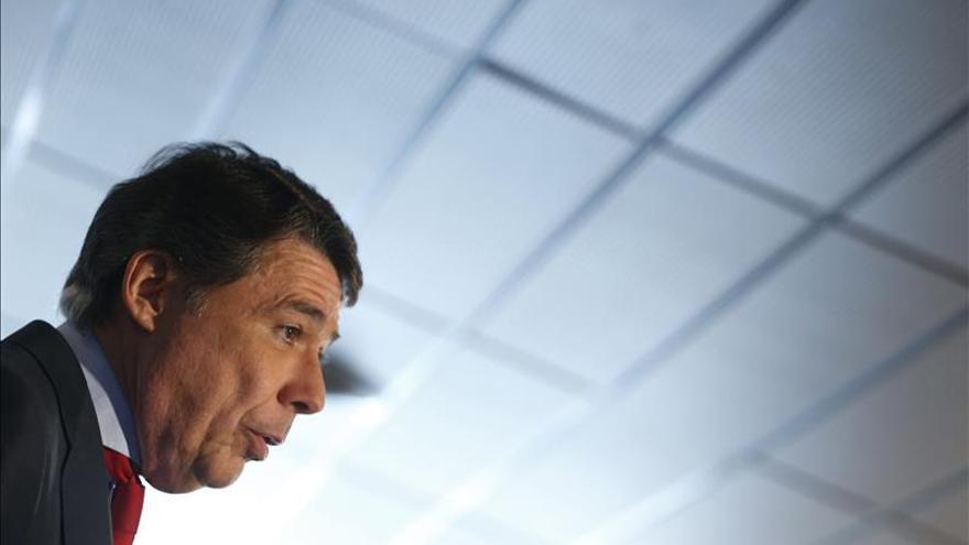 González acusa a UPyD de utilizar la corrupción ante la falta de alternativa