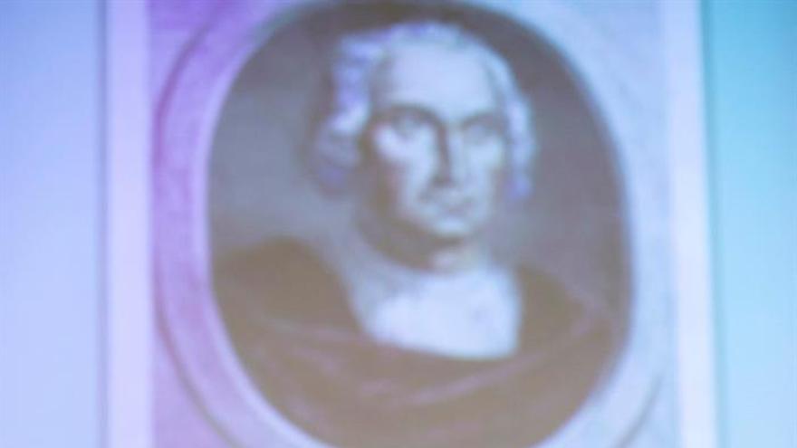 Cristóbal Colón de Carvajal, descendiente del descubridor de América, presentan la edición facsímil de la 'Carta de Colón anunciando el Descubrimiento del Nuevo Mundo'