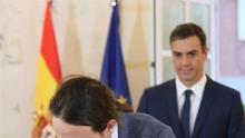 El Gobierno y Podemos pactan subir las pensiones con el IPC y las mínimas un 3 %