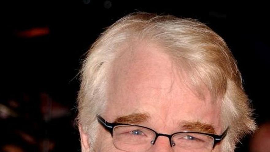 El actor estadounidense Philip Seymour Hoffman