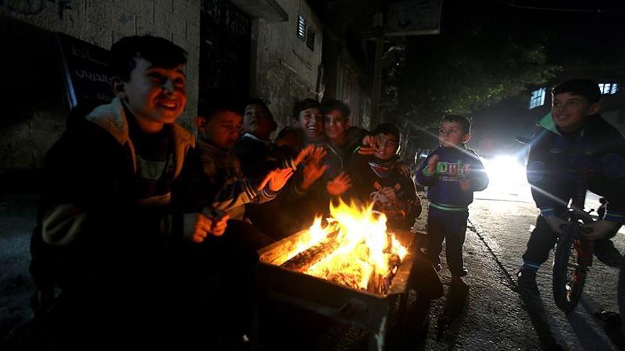 Gaza tendrá tres horas de electricidad cada doce horas por falta de gasolina