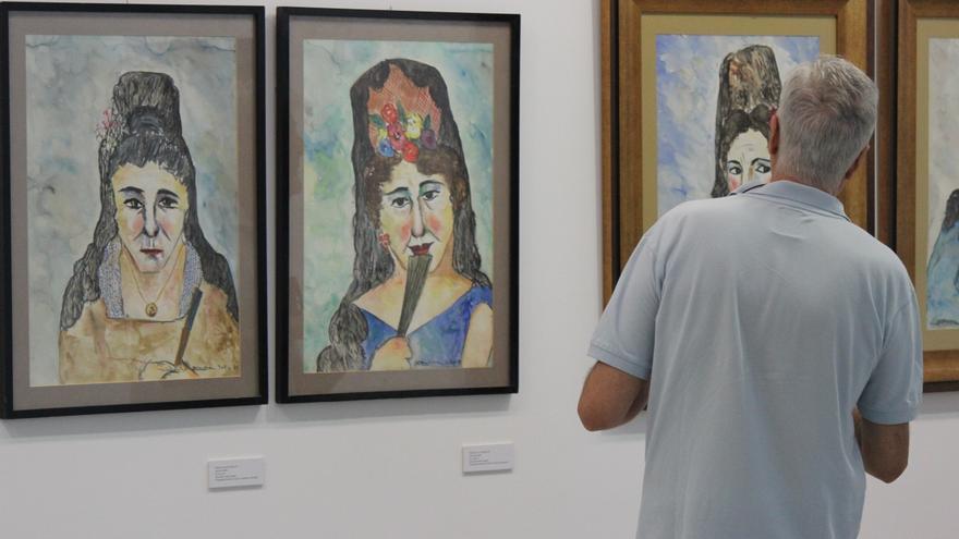 Exposición de Ocaña en Sevilla