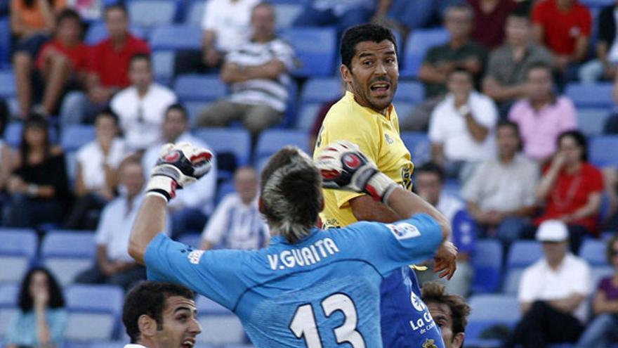Del partido entre la UD Las Palmas y el Recreativo de Huelva #2