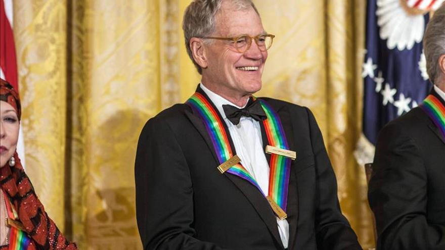 El adiós de Letterman y de una era en la televisión nocturna en EE.UU.