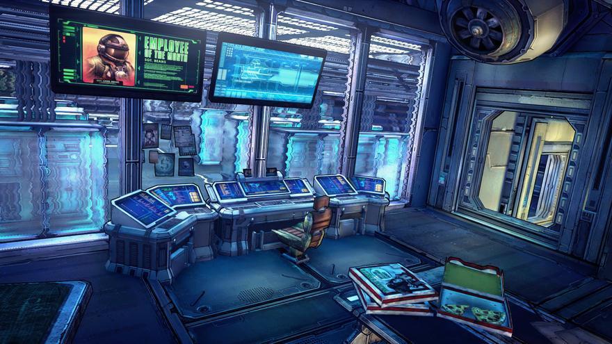 Borderlands The Pre-Sequel Gamescom 2014