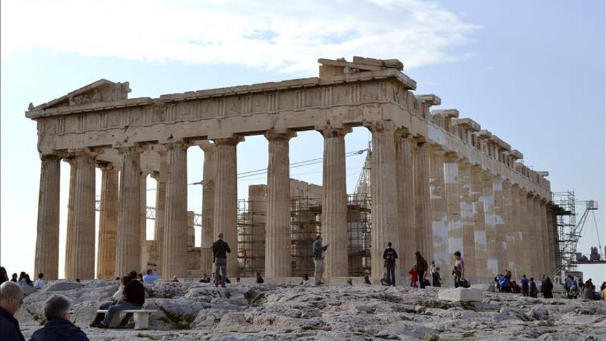 El Gobierno griego aparca la lucha legal para recuperar esculturas del Partenón
