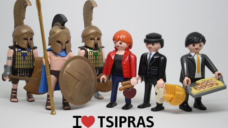 I love Tsipras