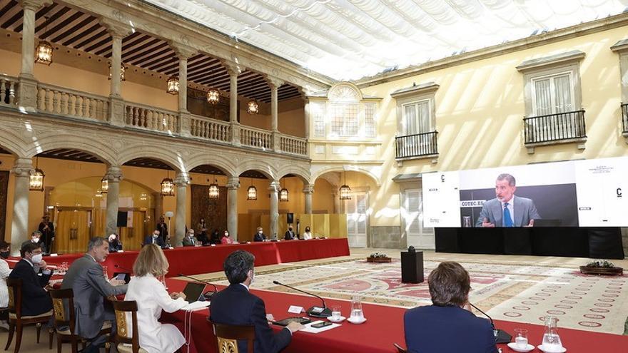Bienvenida de la Diputación de Málaga a Fundación Cotec