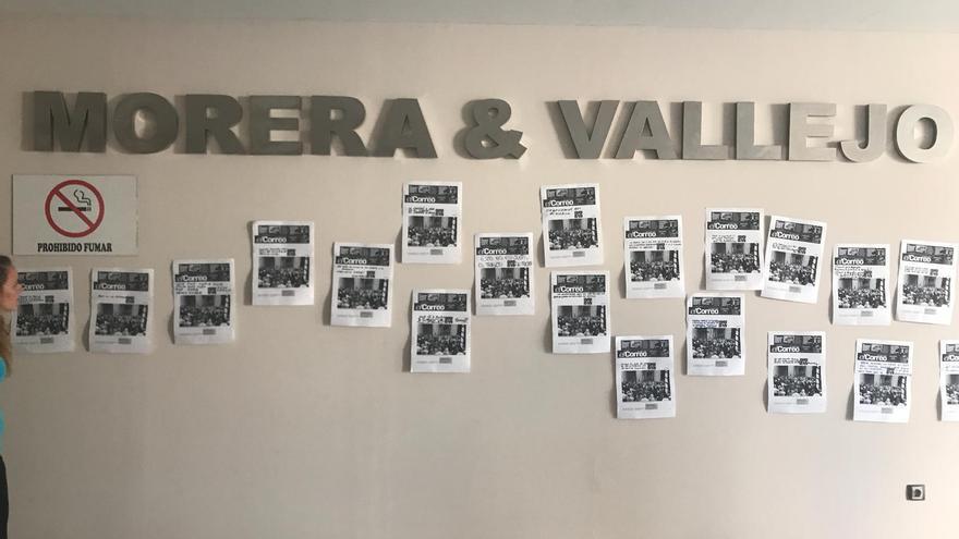 Los trabajadores de El Correo de Andalucía convocan una huelga indefinida