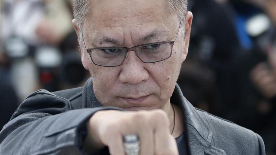 "Takashi Miike se modera y presenta en Cannes un ""thriller"" muy comercial"