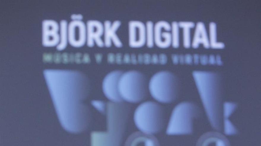 """""""Björk Digital"""" muestra uso de nuevas tecnologías aplicadas al arte en México"""