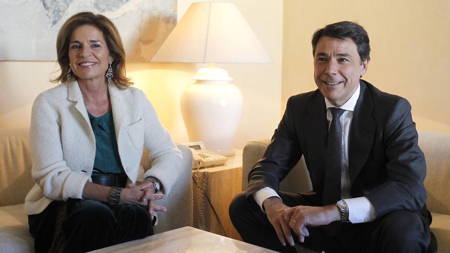 Ignacio González afirma que Botella no se ha enterado de lo que pasa en La Princesa