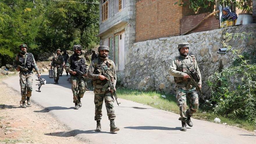 India admite fallos en el ataque con 18 soldados muertos