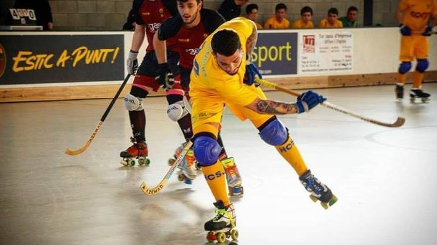 Hockey sobre patines: Refuerzo para el Patín Claret