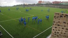 Segunda jornada del Campus Suma de Navidad del CD Tenerife
