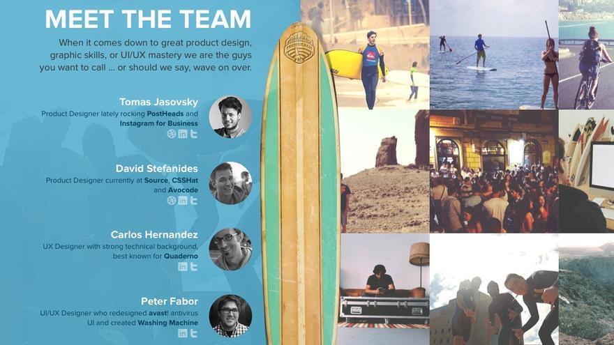 The Tech Beach: rediseñar software mientras haces surf