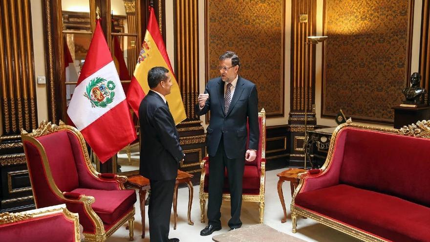 """Rajoy advierte a Mas que aplicará la ley """"siempre"""" y que la resolución soberanista aprobada """"no sirve para nada"""""""