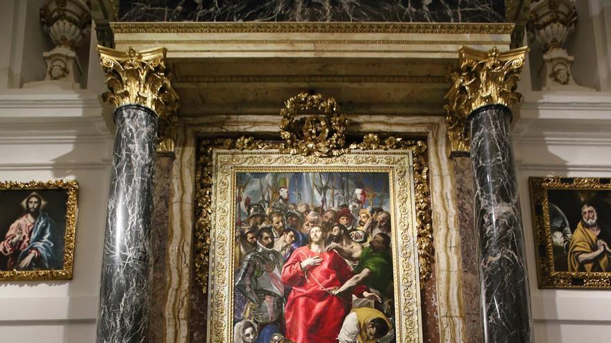 Artículo El Greco y la Hopocresía 1