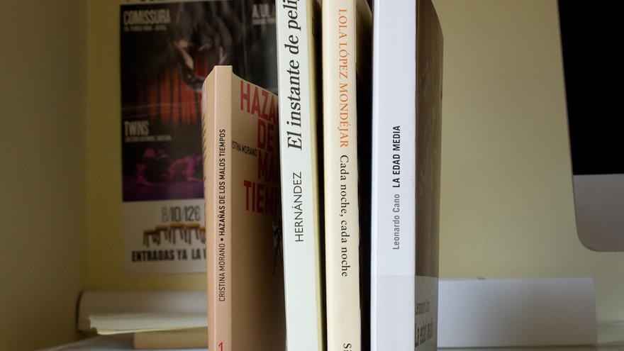 Recomendaciones literarias en el Día del Libro en la Región / Elisa Reche