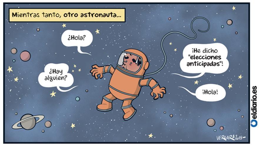 El otro astronauta