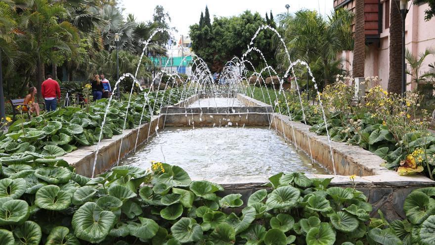 Parque Doramas (Alejandro Ramos)