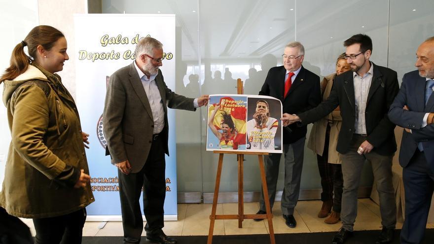 Los olímpicos, protagonistas de la Gala del Deporte Cántabro que se celebrará el 21 de diciembre