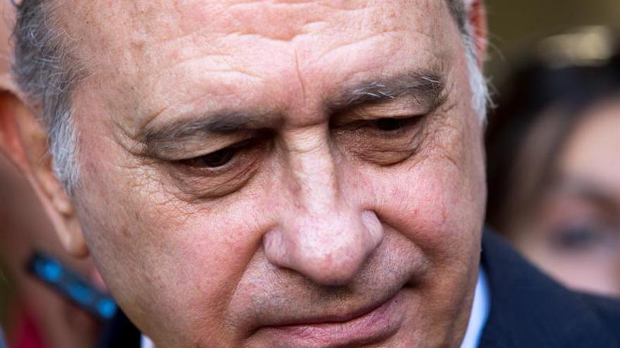 La Fiscalía no ve indicios para investigar a Fernández Díaz por sus conversaciones