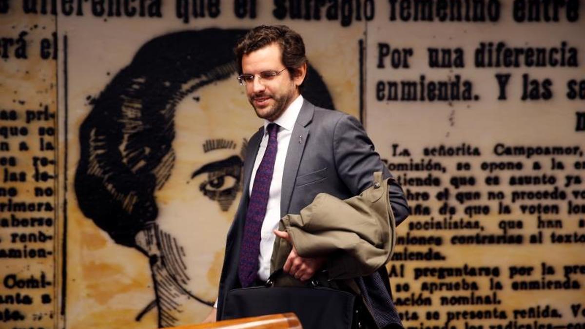 El abogado memorialista Eduardo Ranz