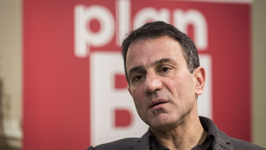 El exdiputado de Syriza, Costas Lapavitsas