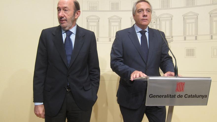 Las direcciones de PSOE y el PSC se reúnen hoy para coordinar su respuesta a la crisis soberanista