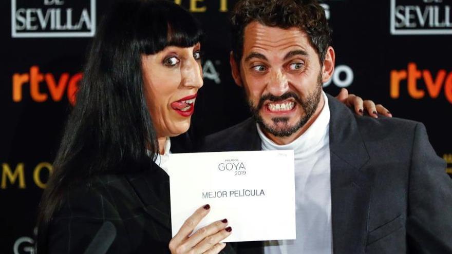 """""""El reino"""" y """"Campeones"""" lideran unos Goya 2019 renovados"""