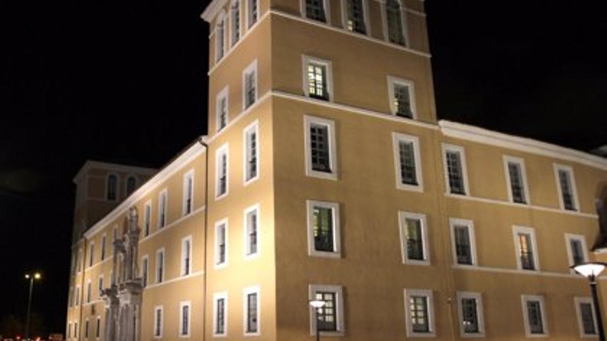 La sede de la Consejería de Cultura de Castilla y León, en Valladolid.